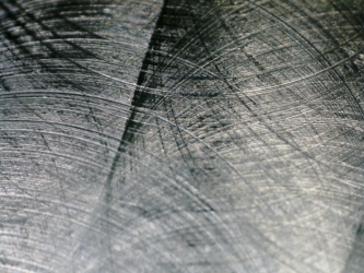加工コンサルティングで撮影した切削加工面