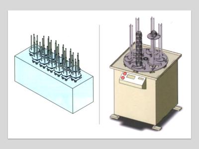 図1 同社が製造販売する標準自動装置の一例