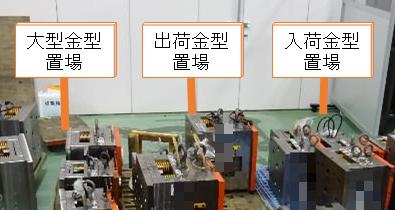 金型・部品加工メーカーの5Sの現場事例_2