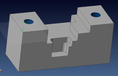 2次元加工モデルの事例