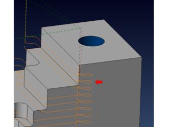 3次元CAMの2D機能が使えていない若手オペレーターについて