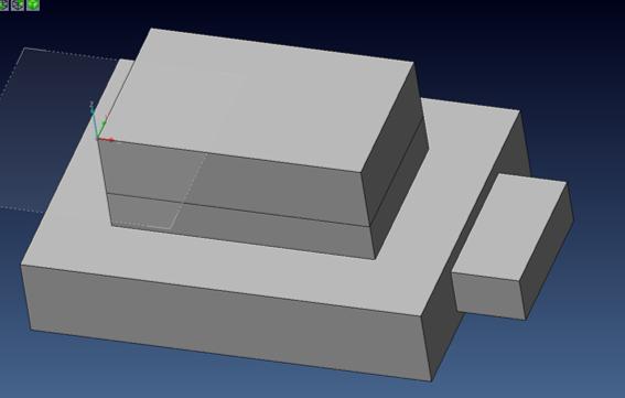 シンプルな形状の事例